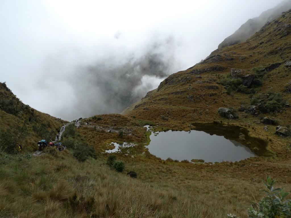 The deja vu pond